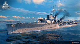 World of Warships スクリーンショット18