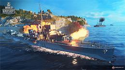 World of Warships スクリーンショット20
