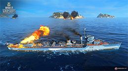 World of Warships スクリーンショット21