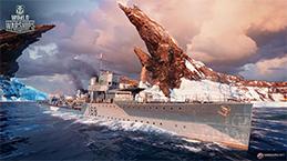 World of Warships スクリーンショット22
