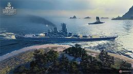 World of Warships スクリーンショット23