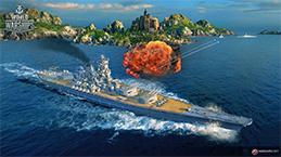 World of Warships スクリーンショット25