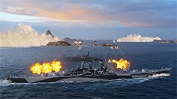 World of Warships スクリーンショット27