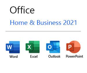 Office 2021 のエディションは全部で3種類